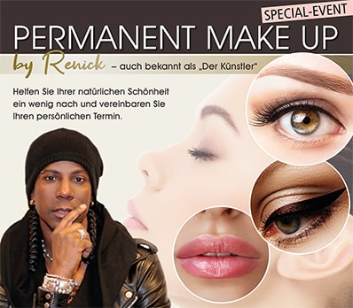 Kosmetikstudio LuxusPur Event-Tage: Permanent Makeup